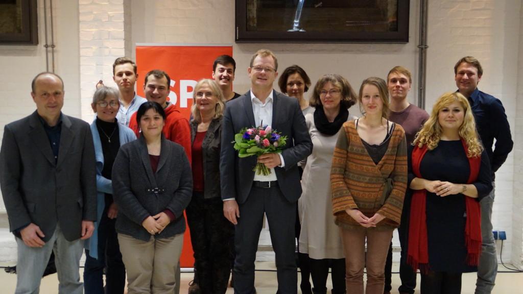 Vorstand der SPD Lüneburg