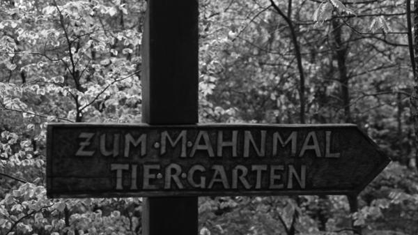 Schild Tiergarten