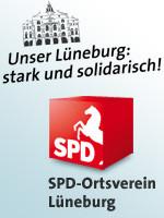 Lüneburg – stark und solidarisch – Grafik: Marco Sievers