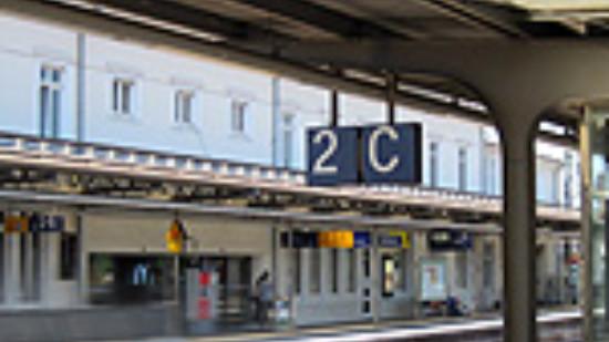 Bahnhof Lüneburg – Foto: Marco Sievers