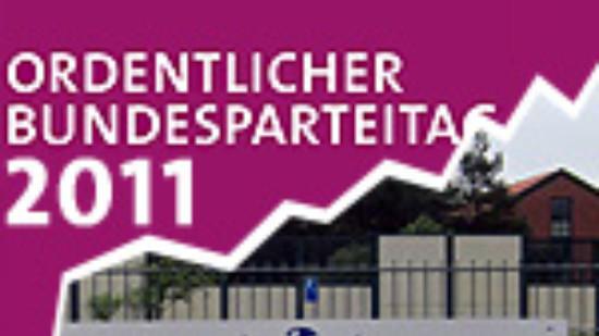SPD-Bundesparteitag 2011 – Grafik: Marco Sievers