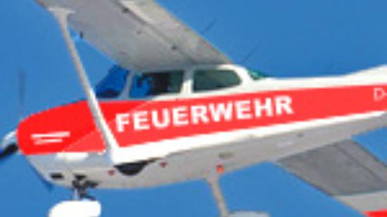 Lüneburger Feuerwehrflieger – Grafik: Marco Sievers