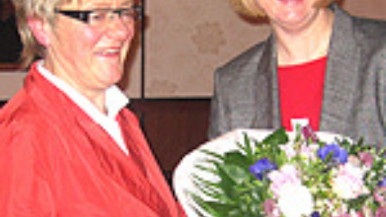 Hiltrud Lotze und Andrea Schröder-Ehlers – Foto: Marco Sievers