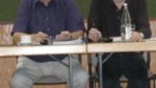 Heiko Dörbaum und Eugen Srugis