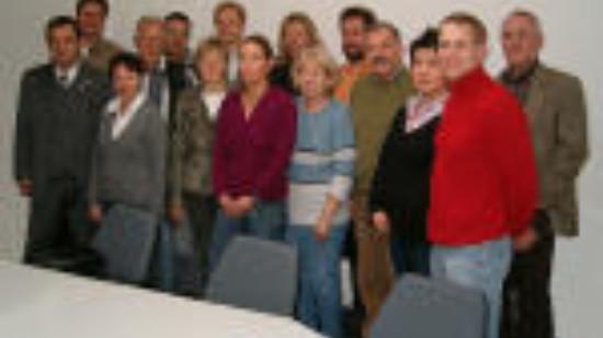 Dezembersitzung des SPD-Ortsvereinsvorstandes