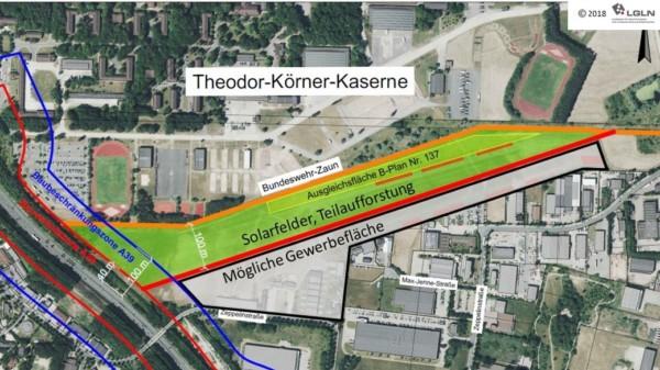 Planung Sonderlandeplatz